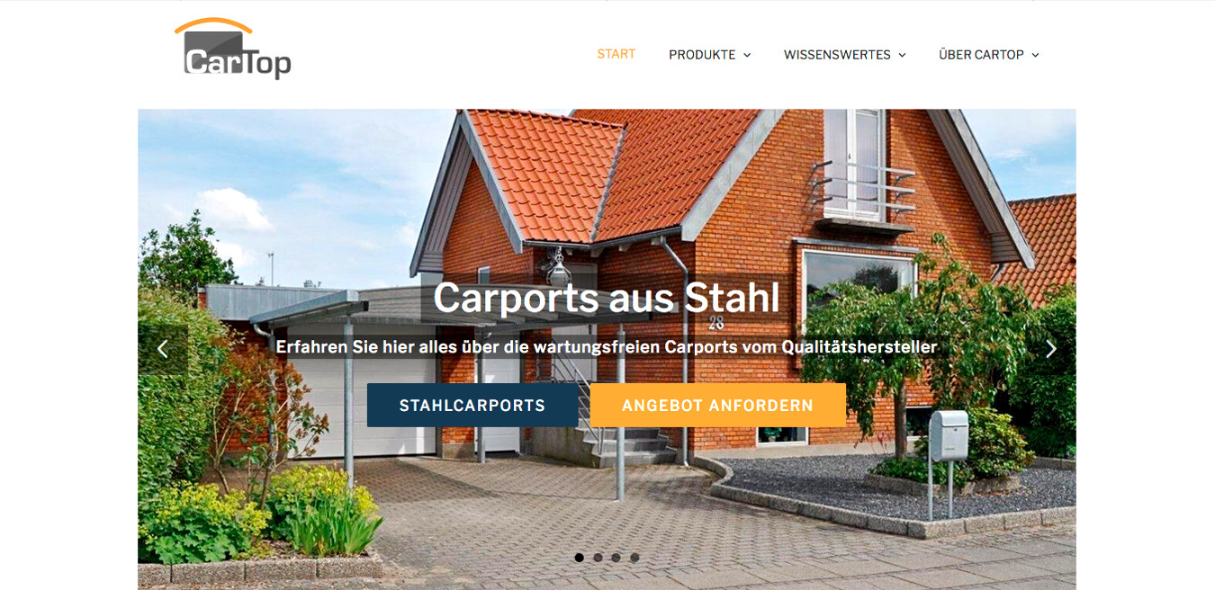 Website CarTop