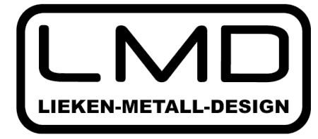 Lieken Metall Design Logo